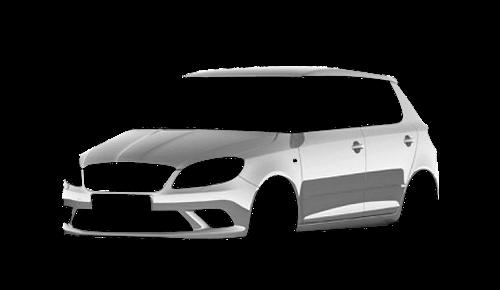 Цвета кузова Fabia RS